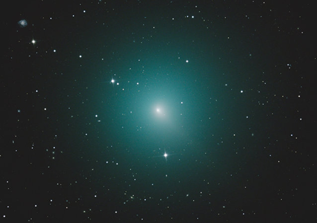Periodic Comet 46P/Wirtanen, currently the brightest comet in the night sky, will pass closest to the Earth in Mid-December, 2018