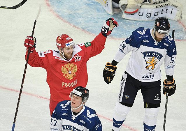 Russian National Hockey Team