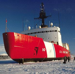 USCGC Polar Star icebreaker
