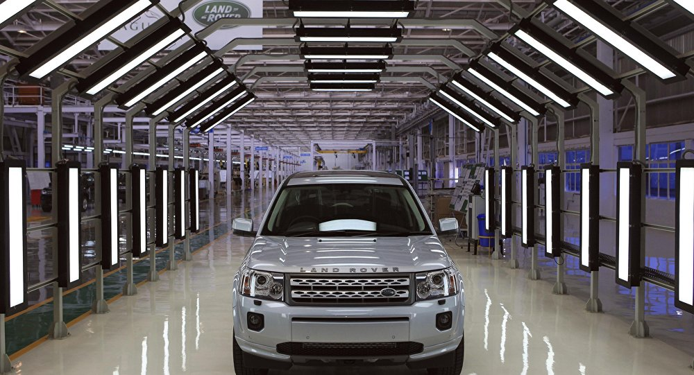 Jaguar Land Rover Plans to Cut Thousands of Jobs, FT Says