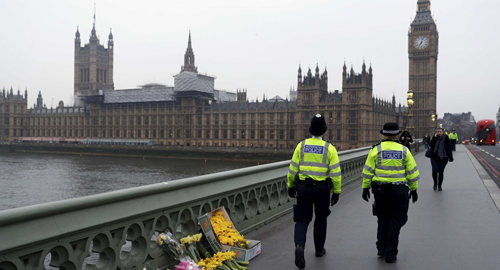 Roads Near British Parliament Briefly Closed Over Security Alert