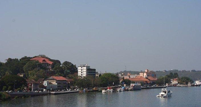 Indian state of Goa, Panaji
