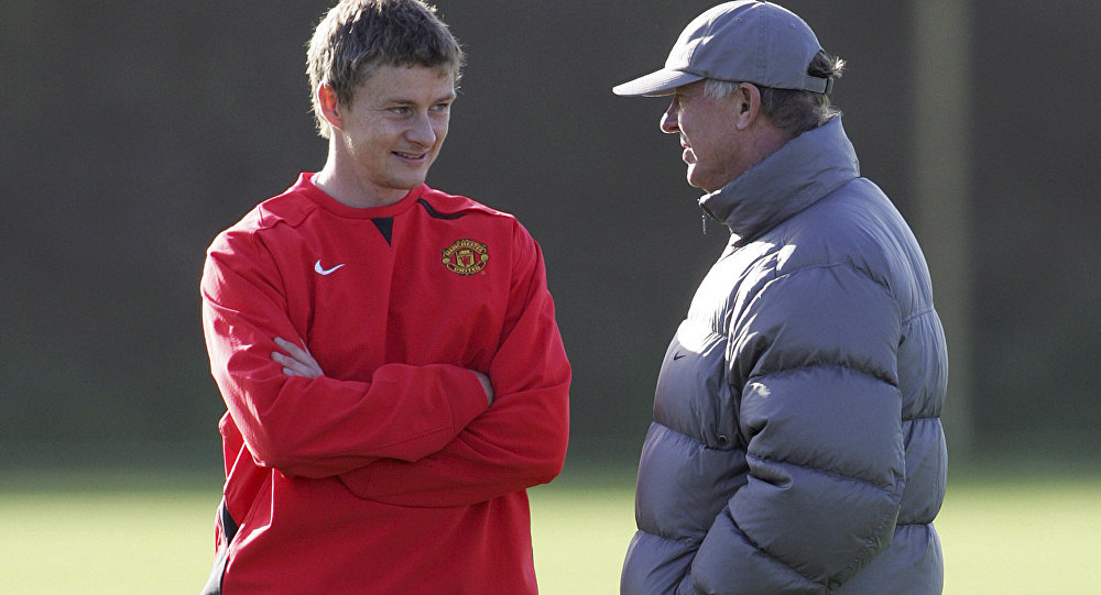 Manchester United confirms Solskjaer as caretaker manager