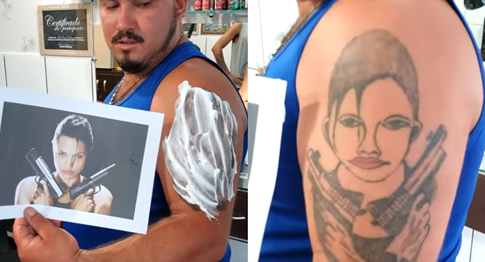 Refund, Please: 'Tomb Raider' Tattoo Reveal Defies Expectations