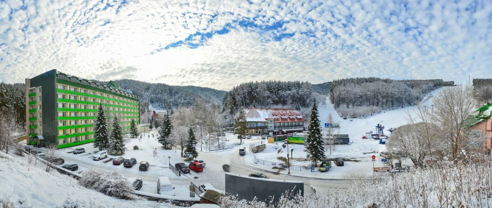 Some Like It Cold:  Best Russian Skiing and Snowboarding Resorts
