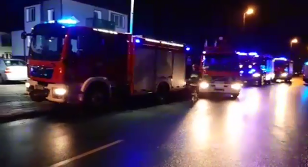 Multiple deaths reported after fire breaks out in Polish escape room in Koszalin