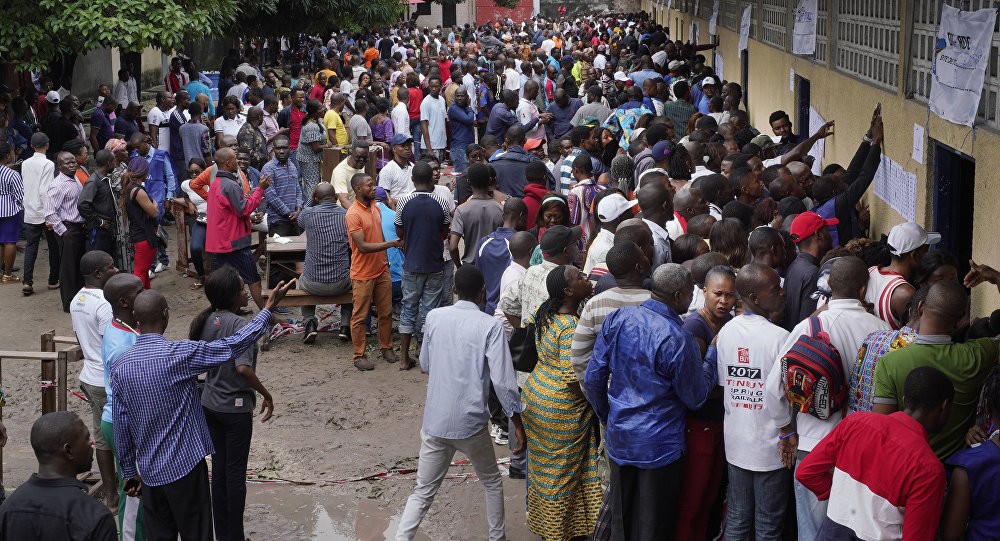 Congo's Catholic bishops and United States demand release of accurate election results
