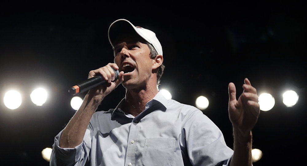 Democratic star Beto O'Rourke confirms he's running for president