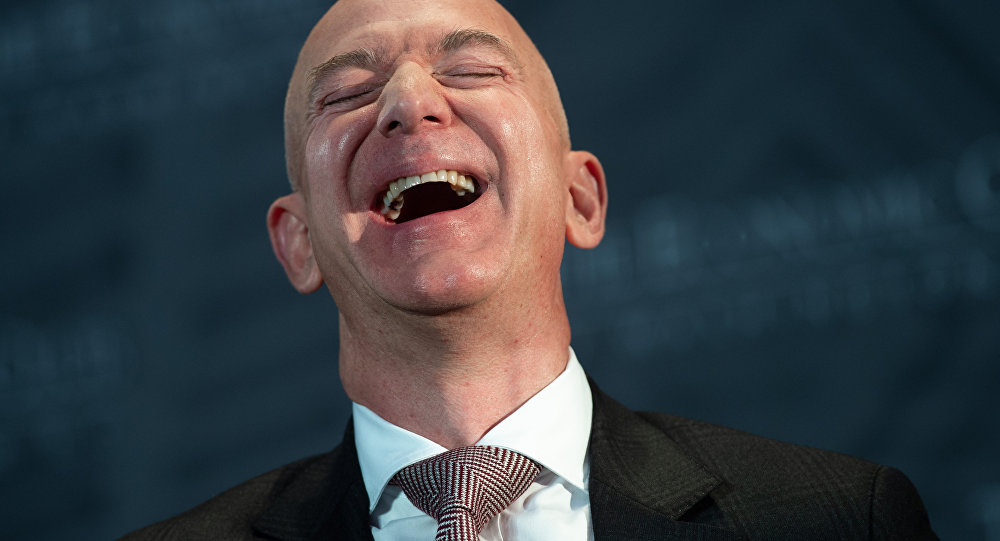 Bezos And His Mistress Are Still Together After Sexting -1584