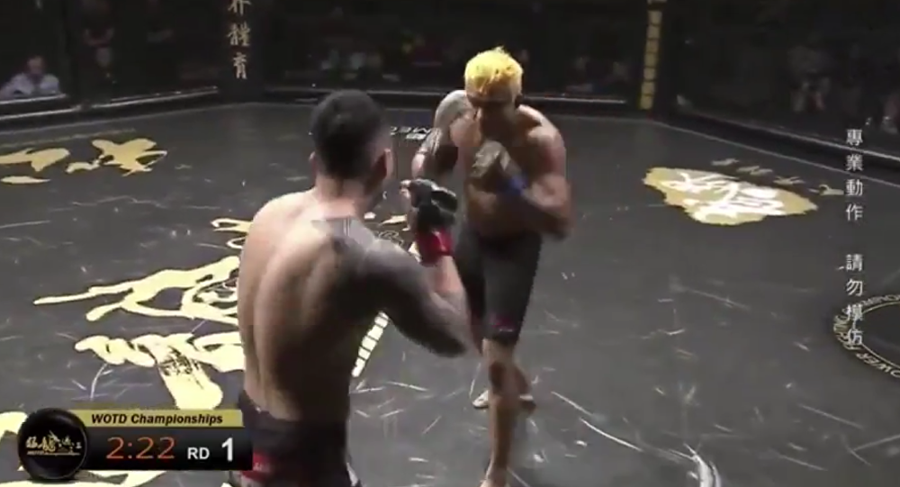 Kim Sung-Kwon vs Andre Luis Oliveira