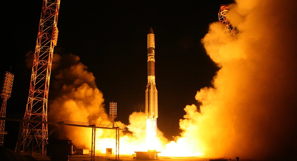 Russian Space Corporation Ready to Design New Super Heavy Rocket - Director