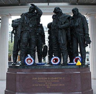 London RAF Bomber Command Memorial