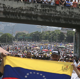Opposition protesters in Venezuela shut down highways, bridges and other infrastructure as pressure mounts on President Nicolas Maduro to resign in favor of new elections