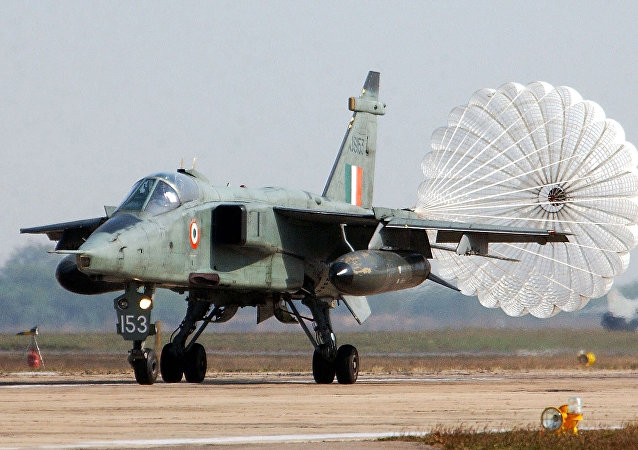 An Indian Air Force Jaguar fighter (File)