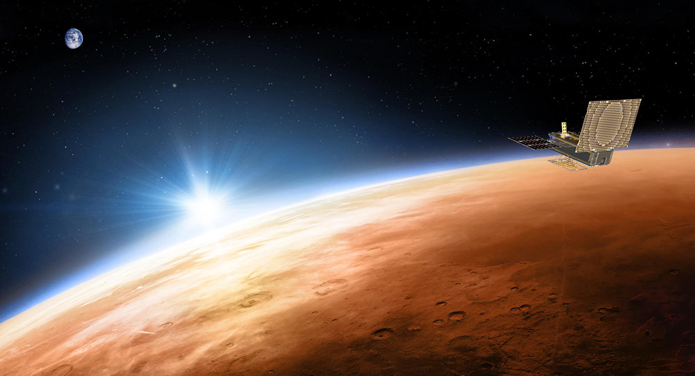 Scientists Discover Mysterious Magnetic Midnight Pulses and Evidence of Water Reservoirs on Mars
