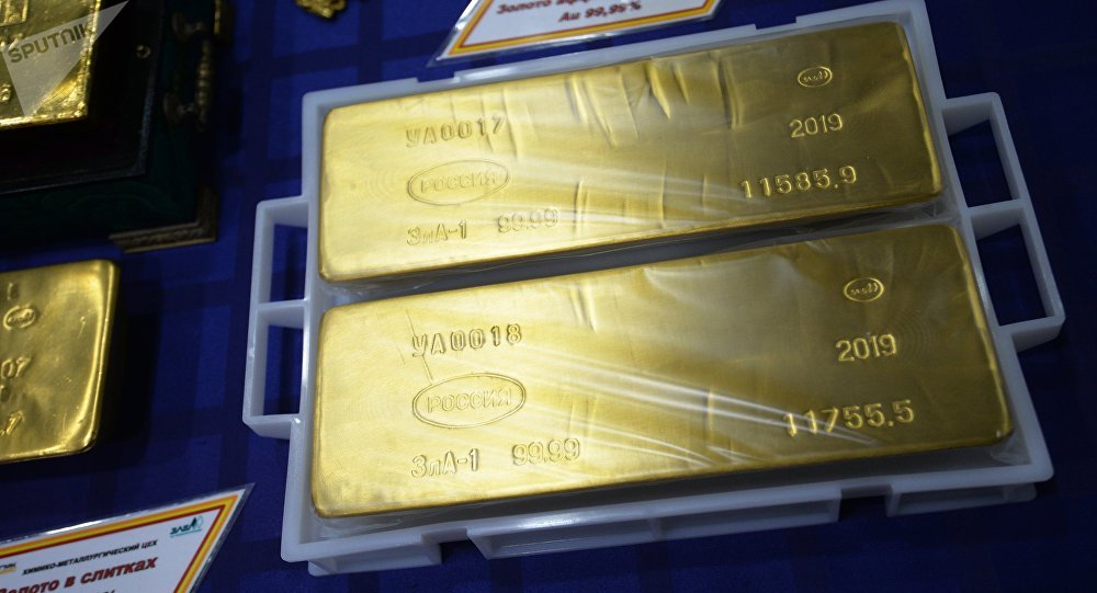 Gold Rush': US-Iran Confrontation Sends Gold Prices to 6-Year High