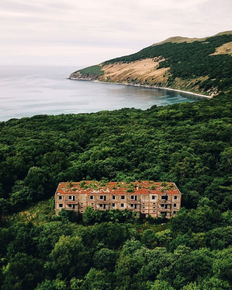 Most Unusual Abandoned Places in Different Countries