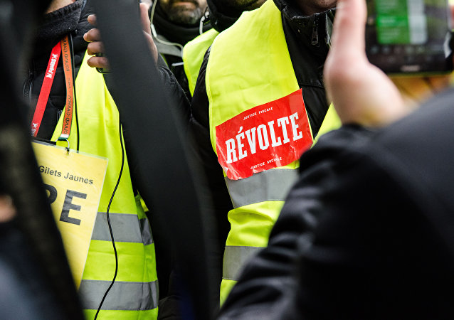 Yellow Vests (File photo)