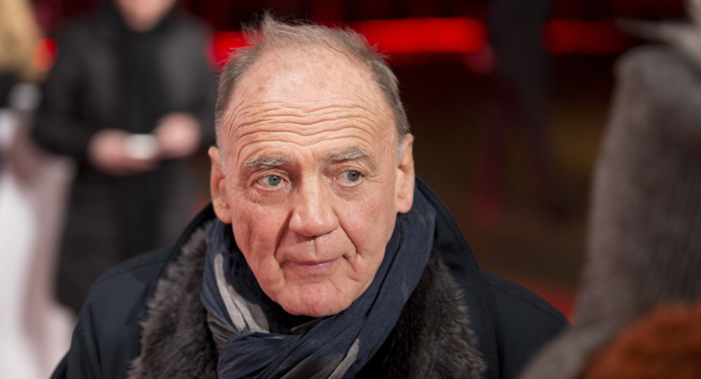 Swiss actor Bruno Ganz dies at 77