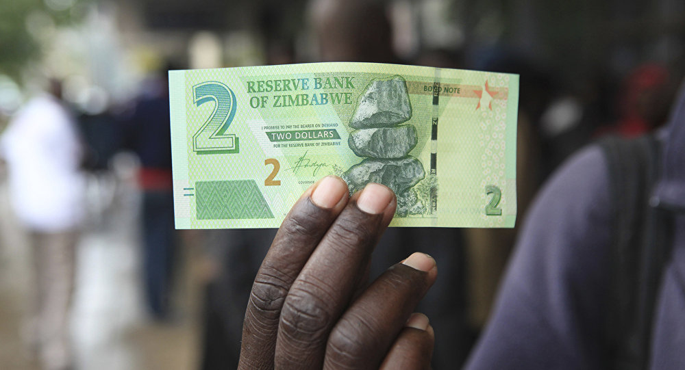 Image result for New Note in zimbabwe