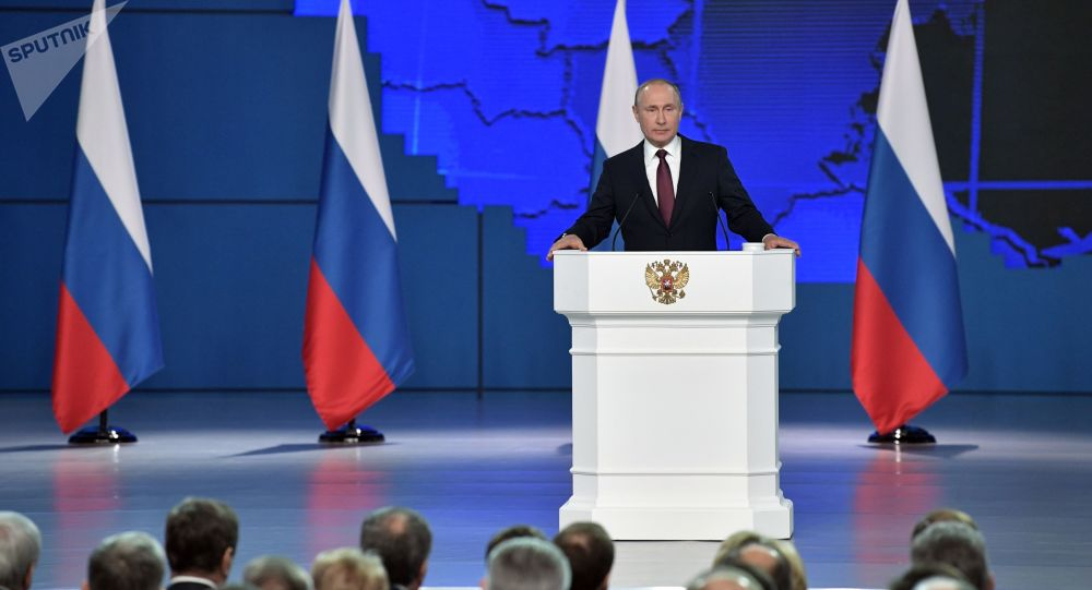 Putin sets out path to power beyond 2024