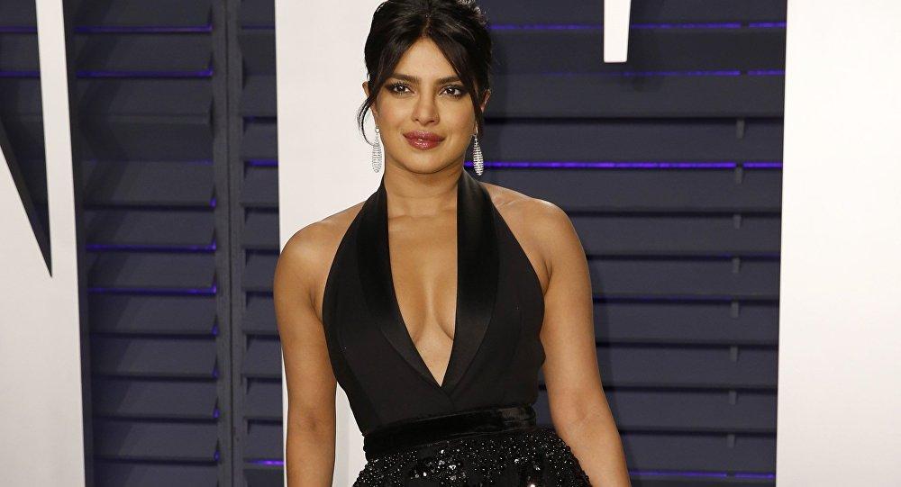 91st Academy Awards – Vanity Fair – Beverly Hills, California, U.S., February 24, 2019 – Priyanka Chopra