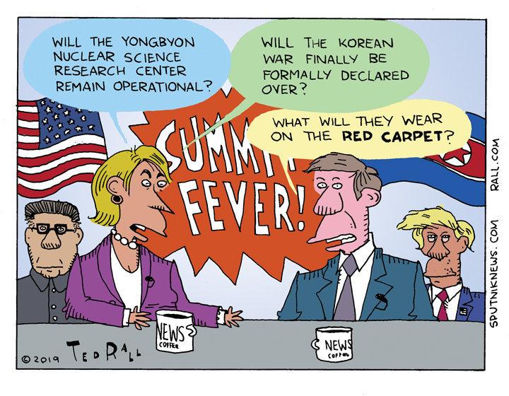 Summit Fever!