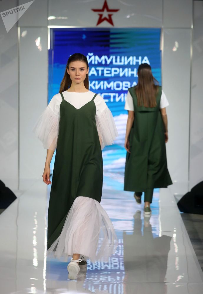 Army as Lifestyle: Russian Army Uniform Fahion Awards