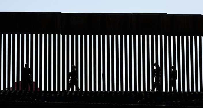 White House Prepares In Case Trump Closes Border