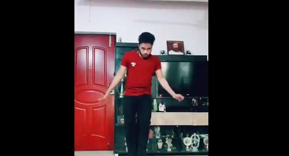 India has got a new viral star in Vaishakh Nair, who left Indians awestruck with his brilliantly smooth break dance moves to the iconic montage of India's public broadcaster Doordarshan