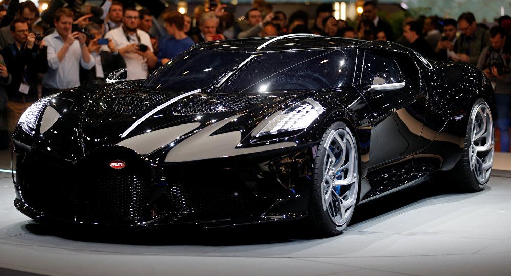 la voiture noir bugatti sells world 39 s most expensive one off supercar for 11m sputnik. Black Bedroom Furniture Sets. Home Design Ideas