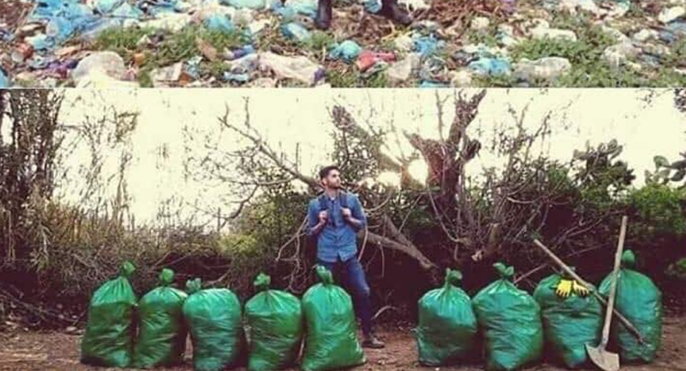 Global Viral Trend #Trashtag Inspires Thousands to Clean Up Litter