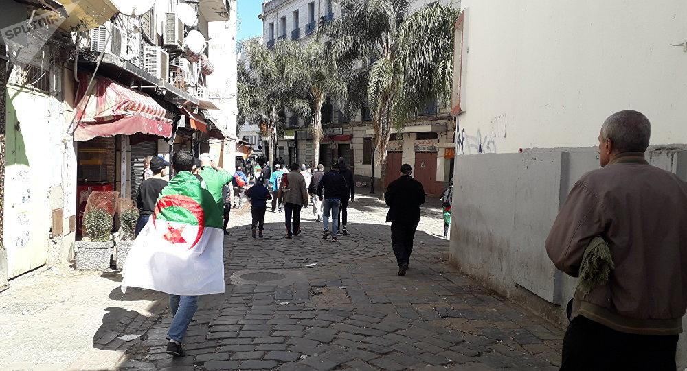 Situation in Algeria
