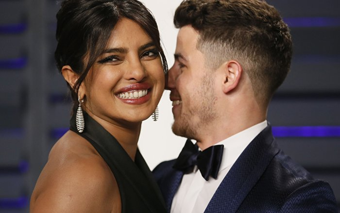Nick Jonas and Priyanka Chopra Enjoy Each Other in Miami