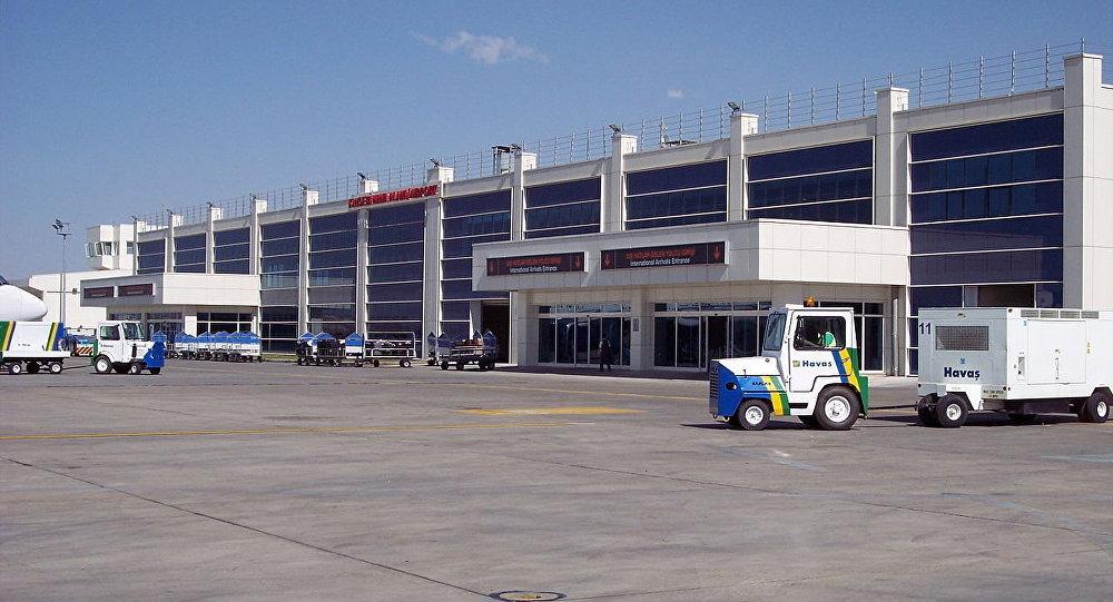 Kayseri Havalaani Airport
