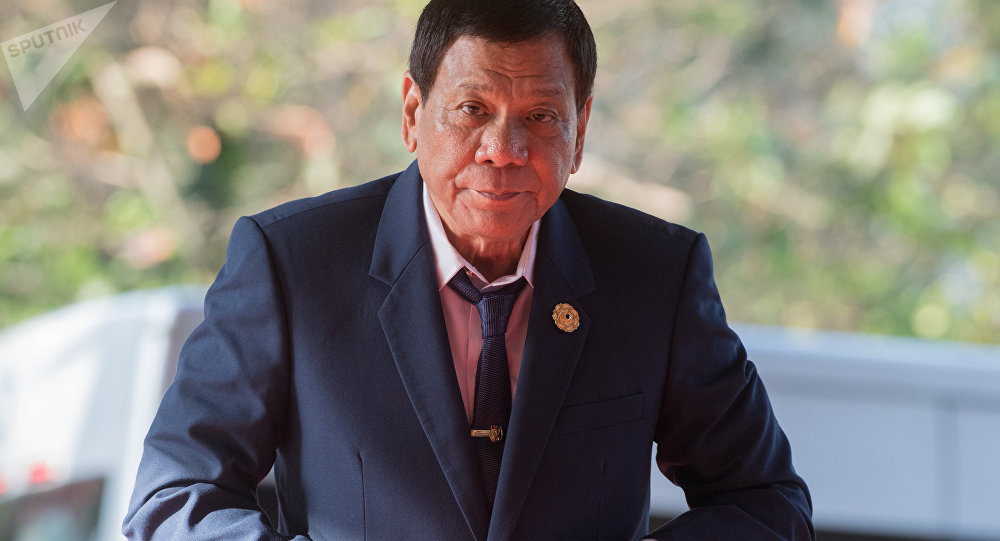 Duterte Set to Get COVID Jab in Public After Plans to Get Vaccinated in Buttocks Privately