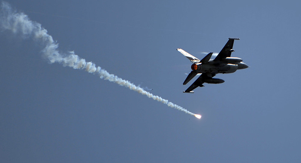 India on Pak 'Immaterial' Statement: F-16 Was Used During Kashmir