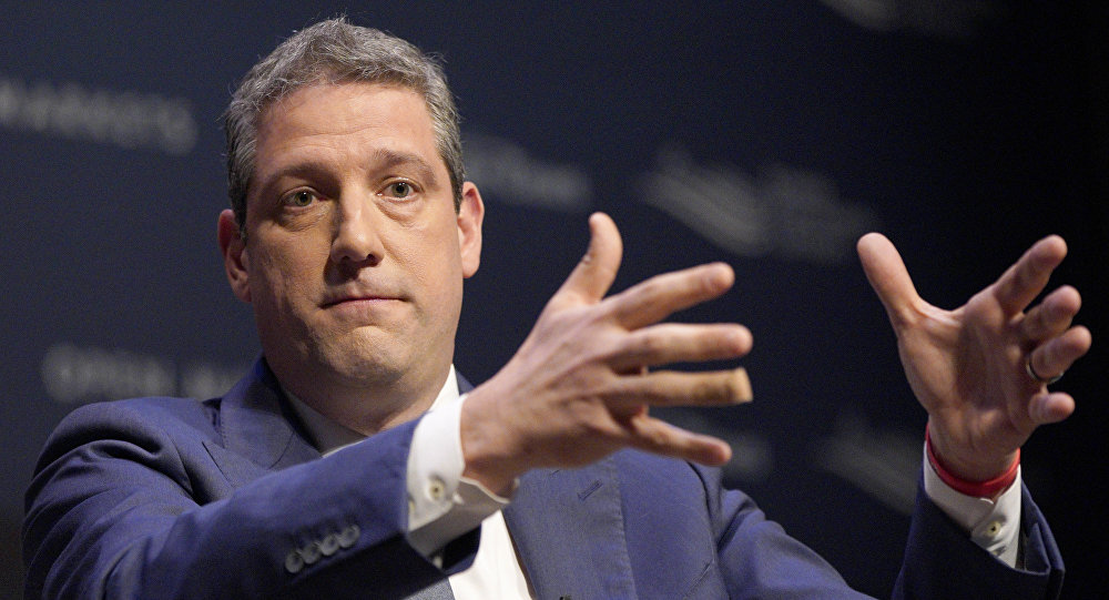 Rep. Tim Ryan (D-OH) Says He's Running for President