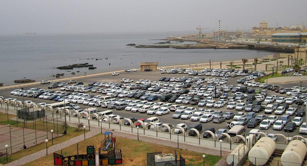 Libya's capital, Tripoli