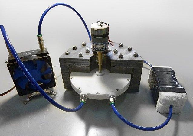 Laboratory prototype of the device