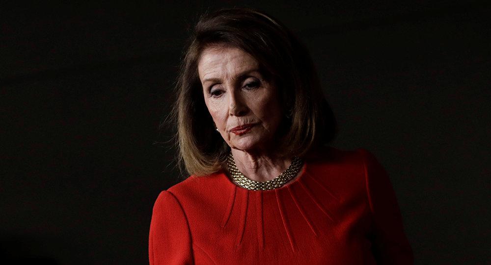 US House Speaker Nancy Pelosi. File photo
