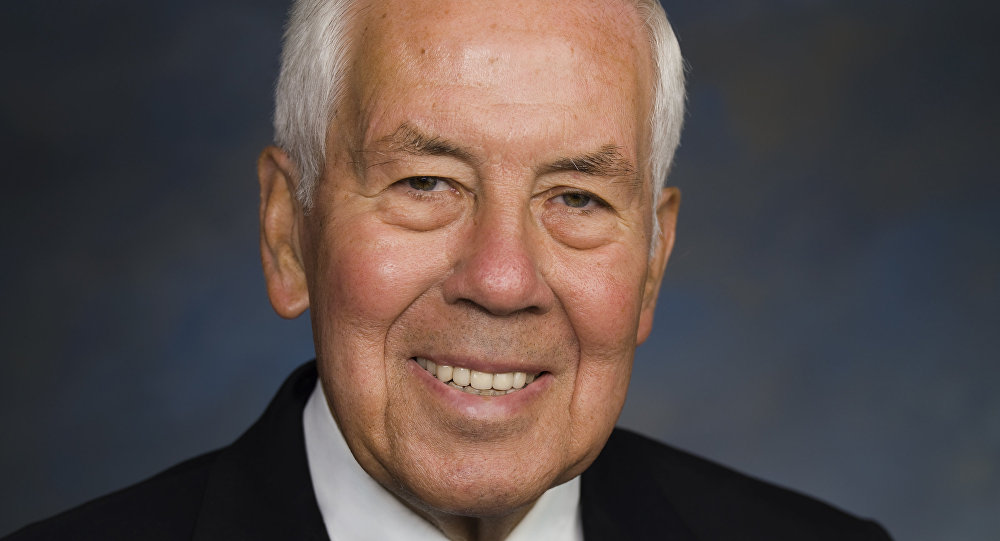 Richard Lugar Official Photo