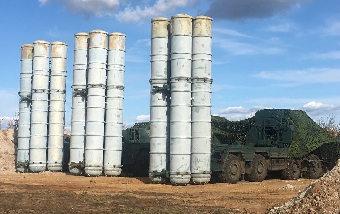 Moscow, New Delhi Discuss Production of S-400 Air Defence System in India - Rostec CEO