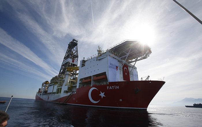 EU Intervention in Cyprus-Turkey Drilling Row to Worsen Situation - Turkish Lawmaker