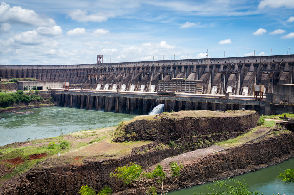 The Itaipu Dam