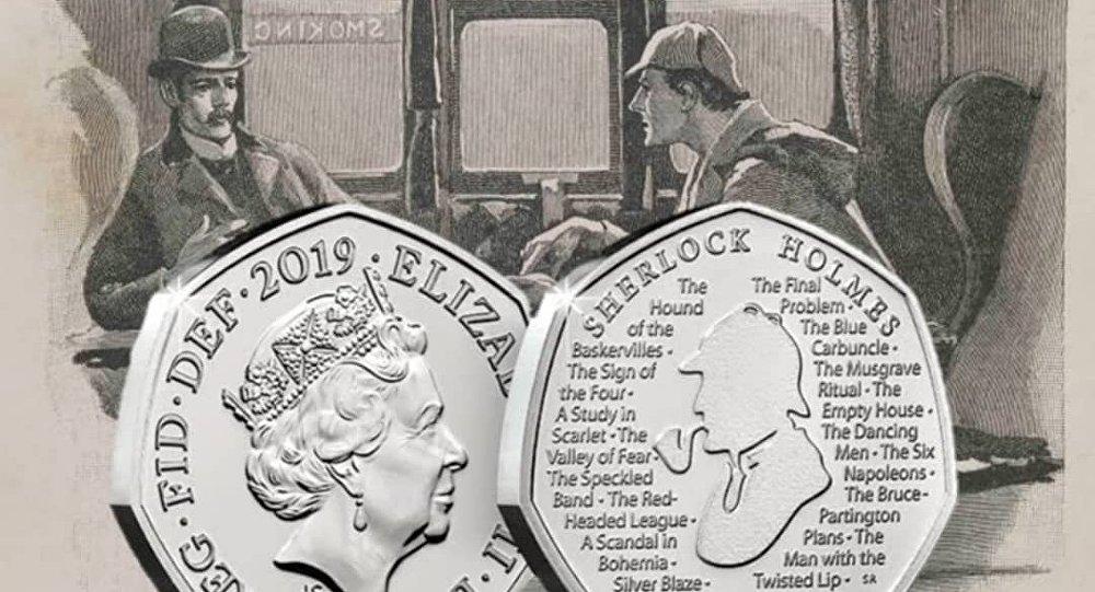Картинки по запросу Sherlock Holmes coins