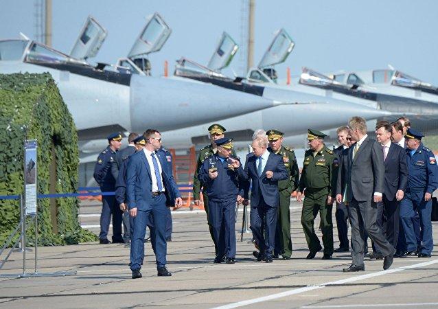 Work Visit of Russia's President Vladimir Putin to Astrakhan region