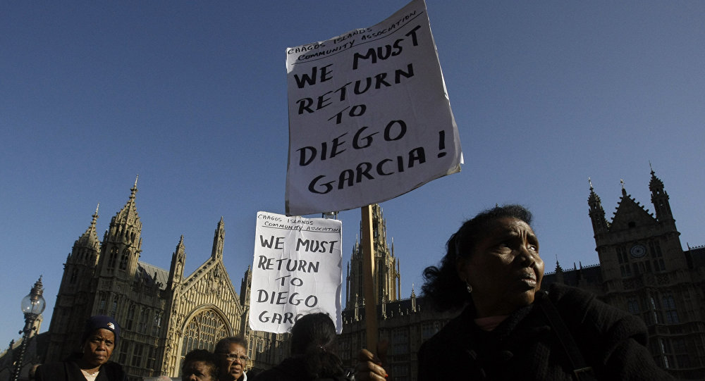 United Nations  orders UK to end 'colonial' rule of Chagos Islands