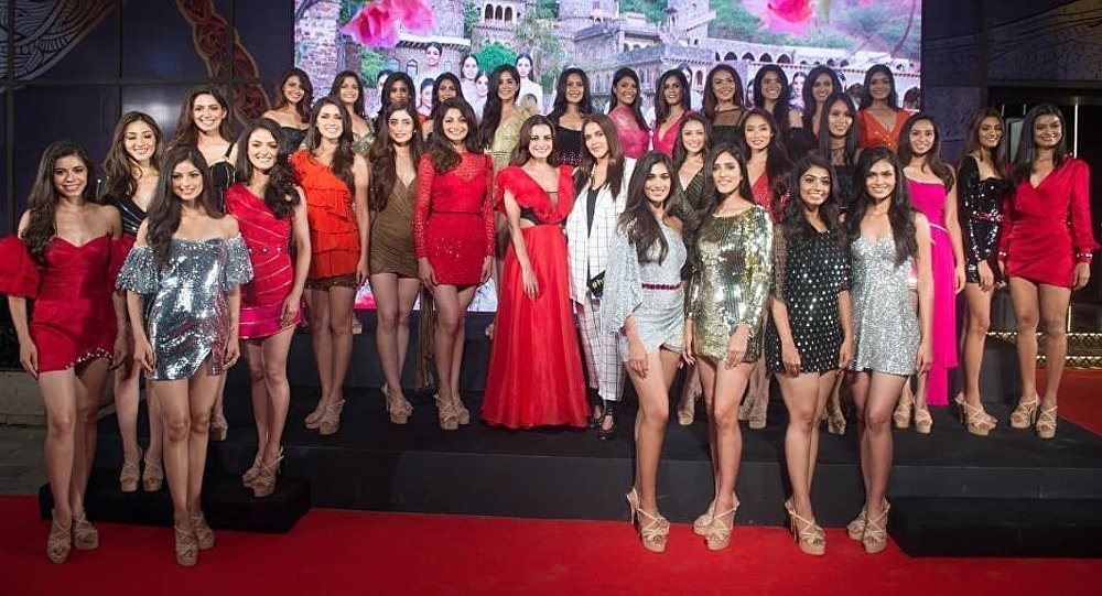 India Beauty Pageant Under Fire Over 'All Fair' Contestants 'Lacking