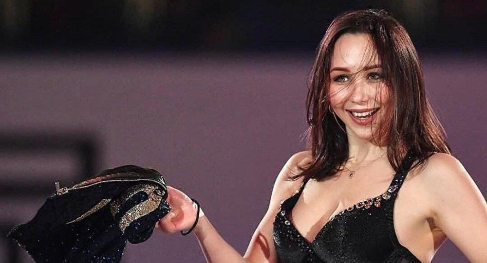 Russian 'Striptease' Skater Tuktamysheva Reveals What She Values Most in Men